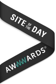 Awwwards Site of the Day