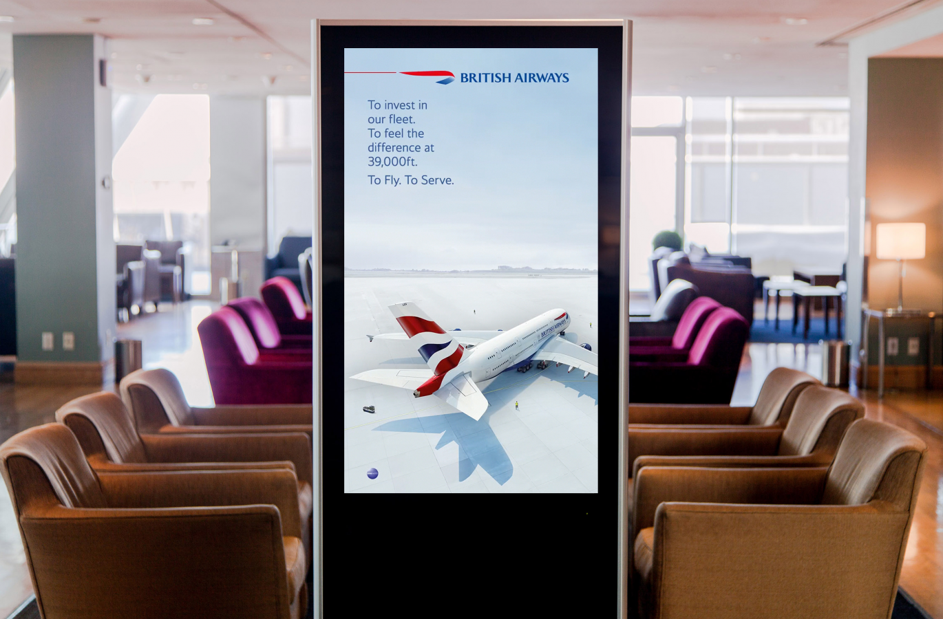 british airways - digital agency in Leeds and London - Parallax