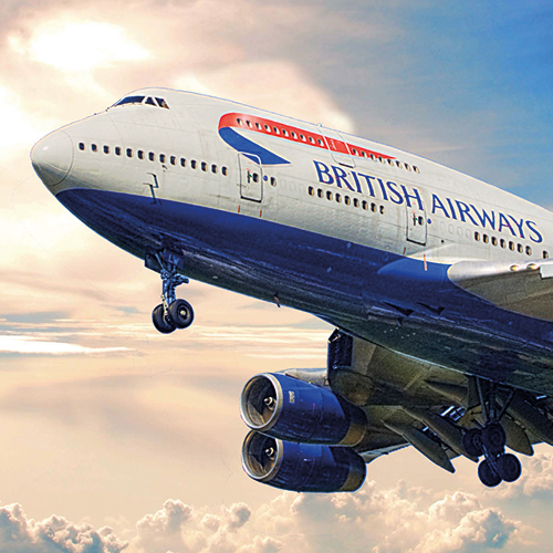 British Airways - parallax digital agency