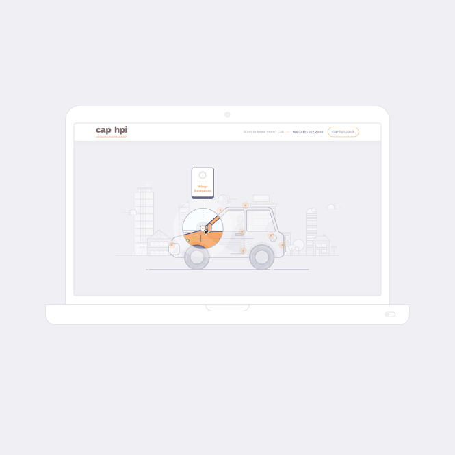web development parallax